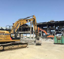demolition batiment lorient port de peche bretagne incendie groupama